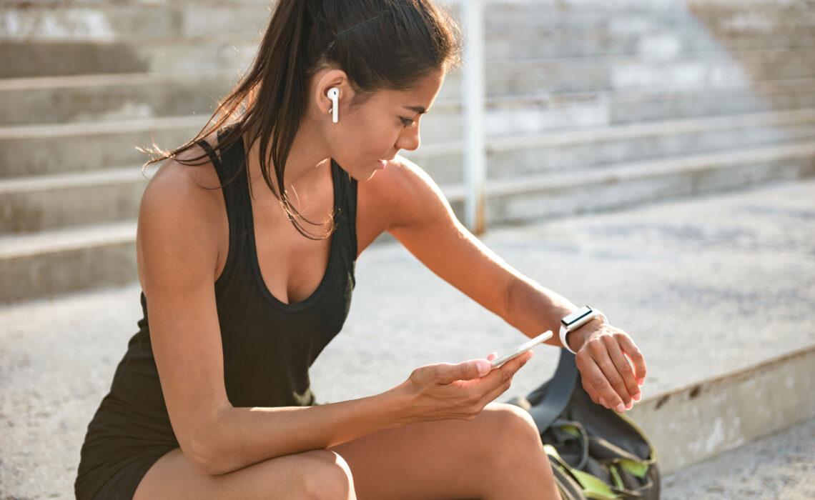 5 gadgets para acompanar tu workout