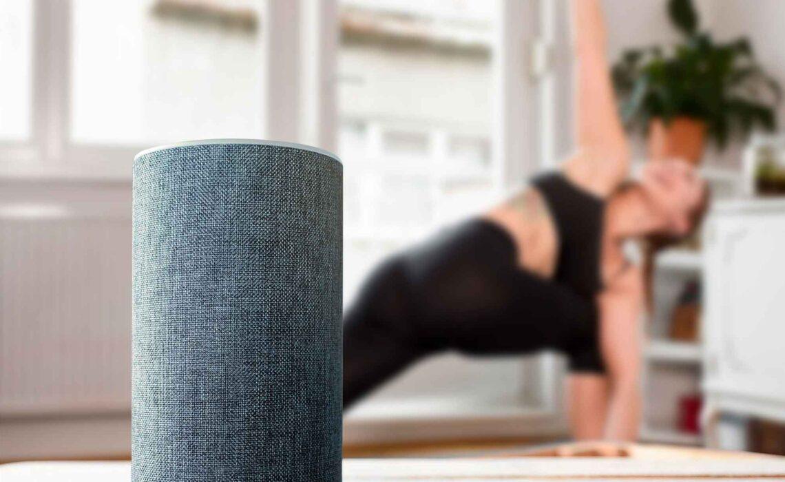 ¿Cómo utilizar Alexa para hacer ejercicio?