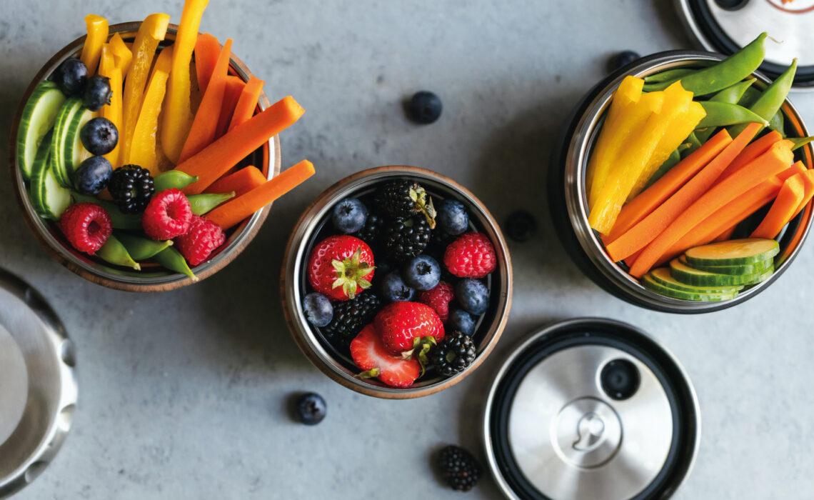 Snacks saludables para saciar el hambre